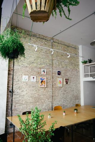 Sala de reuniones y formaciones