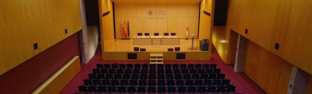 Salón de Actos / Aula Magna