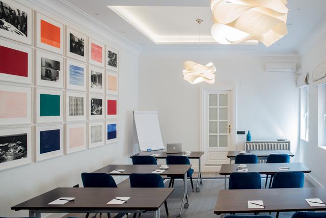 Sala de reunión exclusiva / Barrio de Salamanca /  SALA PLAZA