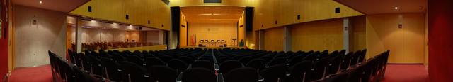 Salón de Actos + Salón de Grados + Salas de Conferencias