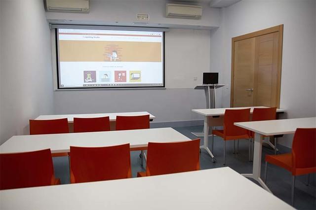 Sala de formación y eventos