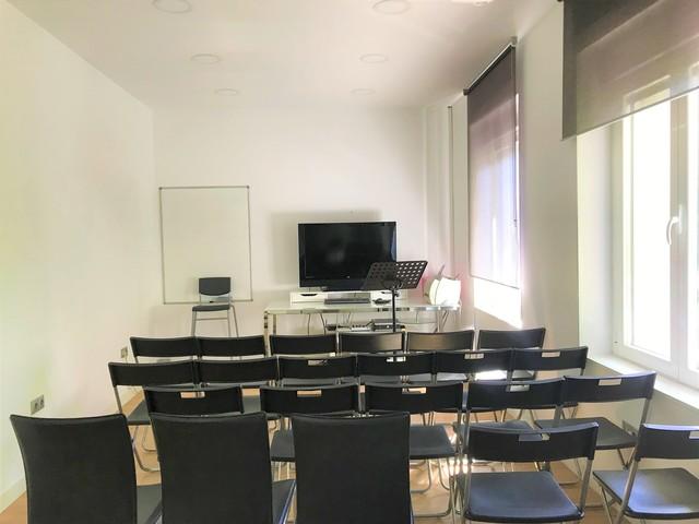 Sala de formación o reuniones