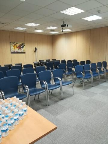 Sala de Formación 1 zona Bernabéu