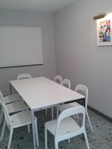 Sala Action- Blanca