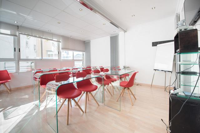 Sala Foster / aula
