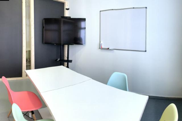Sala de reuniones Nostromo
