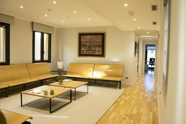 Despacho de 10'15 m2 en Paseo de Gracia