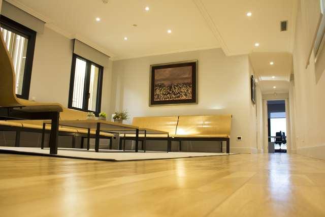 Despacho de 21'40 m2 en Paseo de Gracia