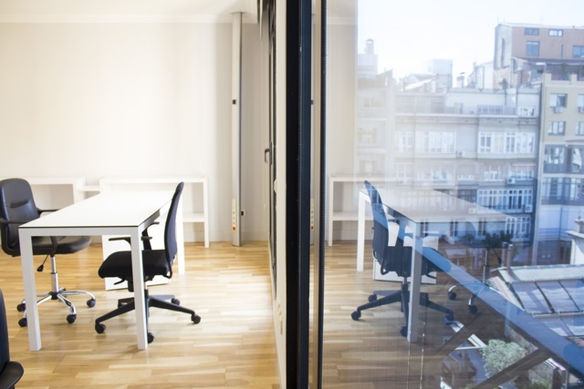Despacho de 23'60 m2 en Paseo de Gracia