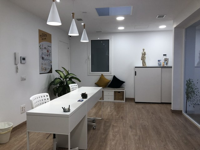 Aula Sócrates - En el centro de Barcelona