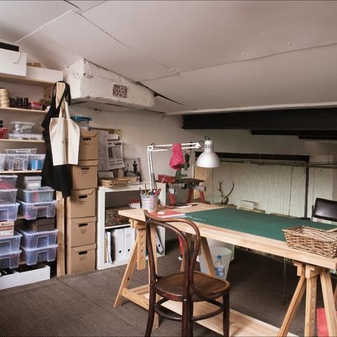 Espacio laboratorio textil