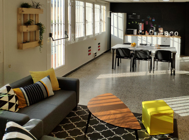 860 Coworking Castelldefels (máximo 10 personas)