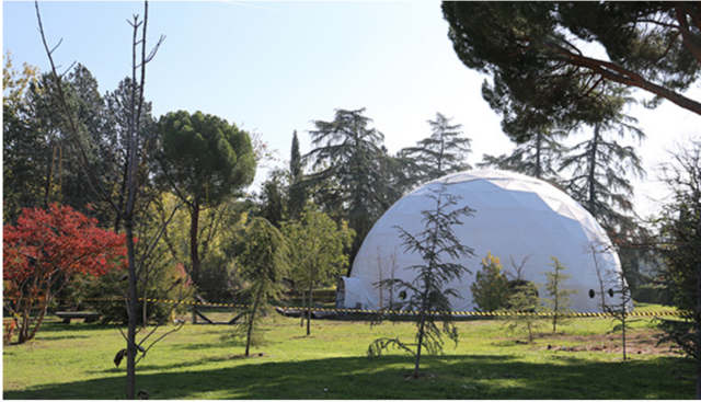 Espacio para Eventos DOMO MADRID