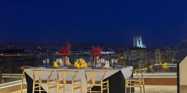2 Salas de Eventos con terraza para Eventos, Cenas y Celebraciones