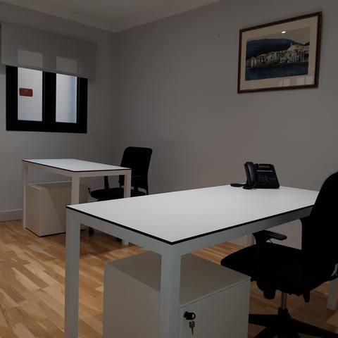 Despacho de 16'45 m2 en Paseo de Gracia