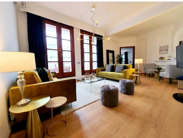 Espacio completo con sala de reuniones (Sala + Despacho + 2 Dormitorios)