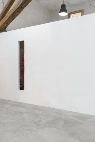 Galería de arte en nave industrial de 140m2 - Lavapiés