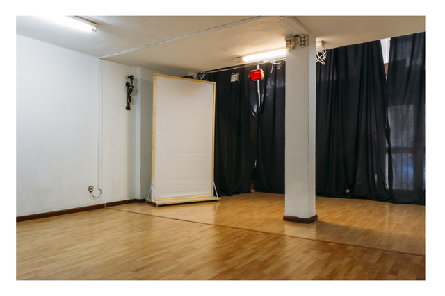Sala para eventos culturales