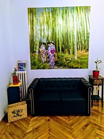 Sala multifuncional