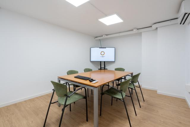 Sala videoconferencias Nidus Mc