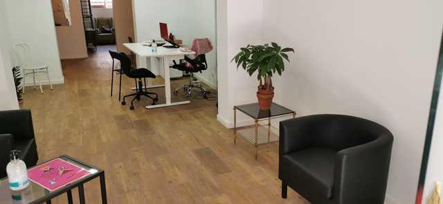 Sala para clases y reuniones