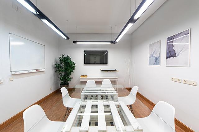 Sala de reuniones BLUE