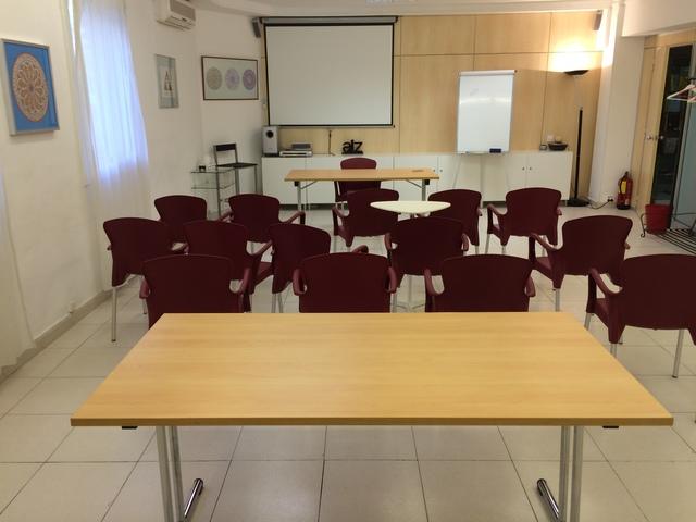 Sala de Formación, reuniones y conferencias