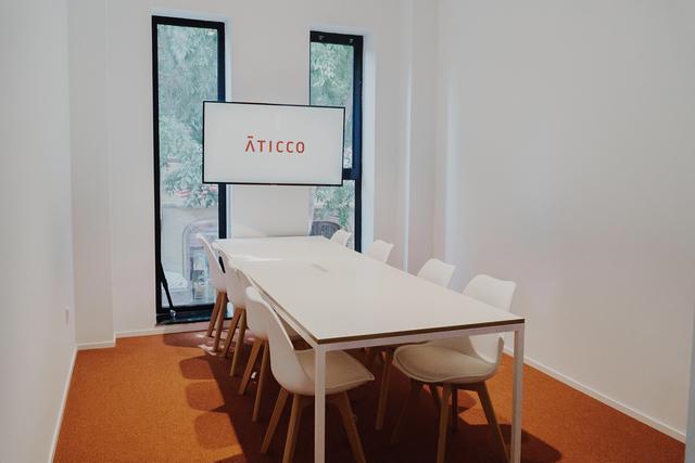 Salas de Reuniones Aticco Barcelona