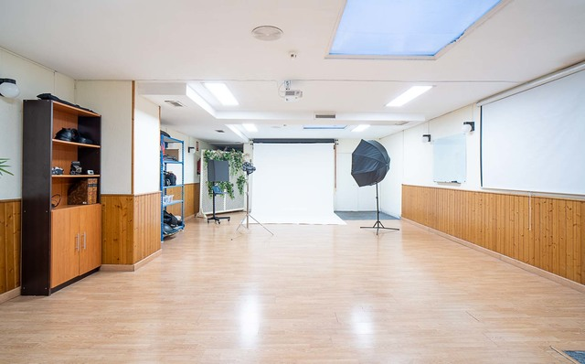 Estudio de Fotografía y Aula de Formación