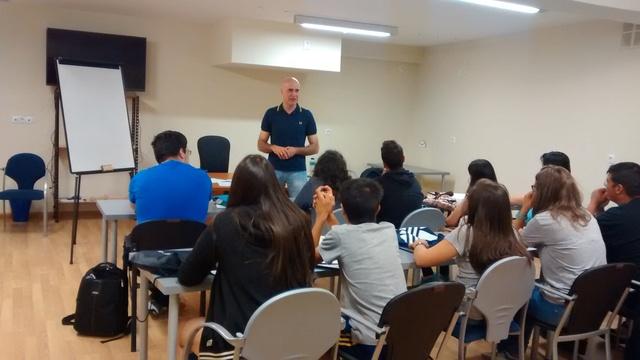 Sala de Formación/Talleres en León