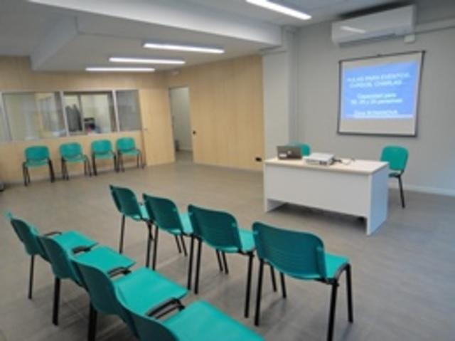 Sala para formación