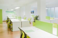 Mediaboxes sala verde