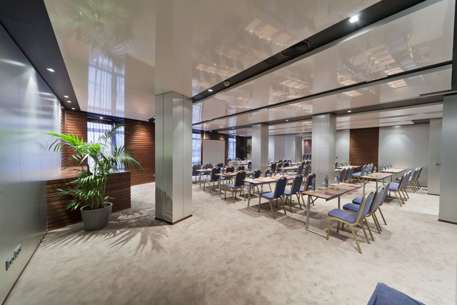 """Sala de Conferencias y Formación """"Museo 1+2"""""""
