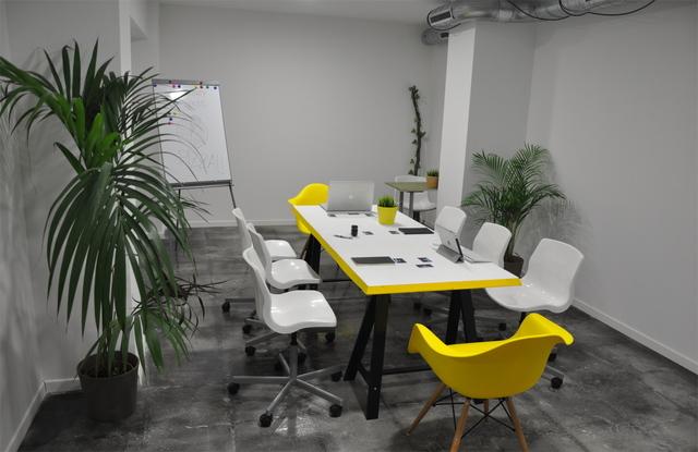 Clase/sala de reuniones