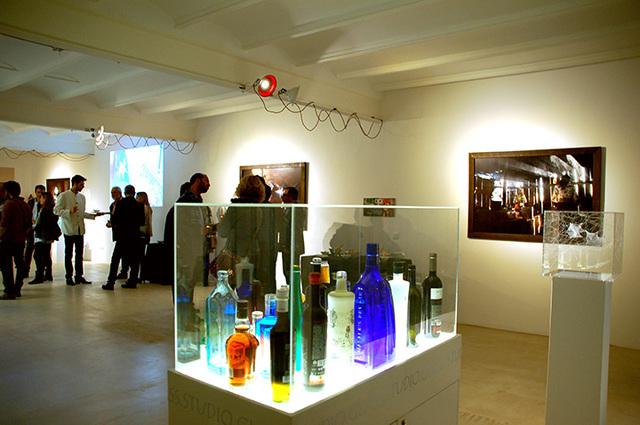 Espacio expositivo Studio Glass_Còrcega