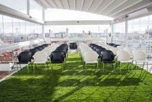 Mediaboxes terraza room mate oscar climatizada 7497