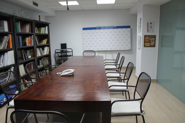 Sala de reuniones Húmera (Pozuelo)