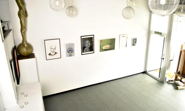 Sala para exposiciones y eventos