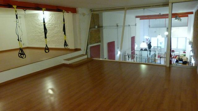 Estudio de Pilates sala mayor