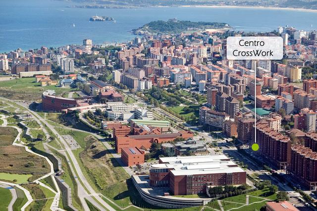 Centro CrossWork