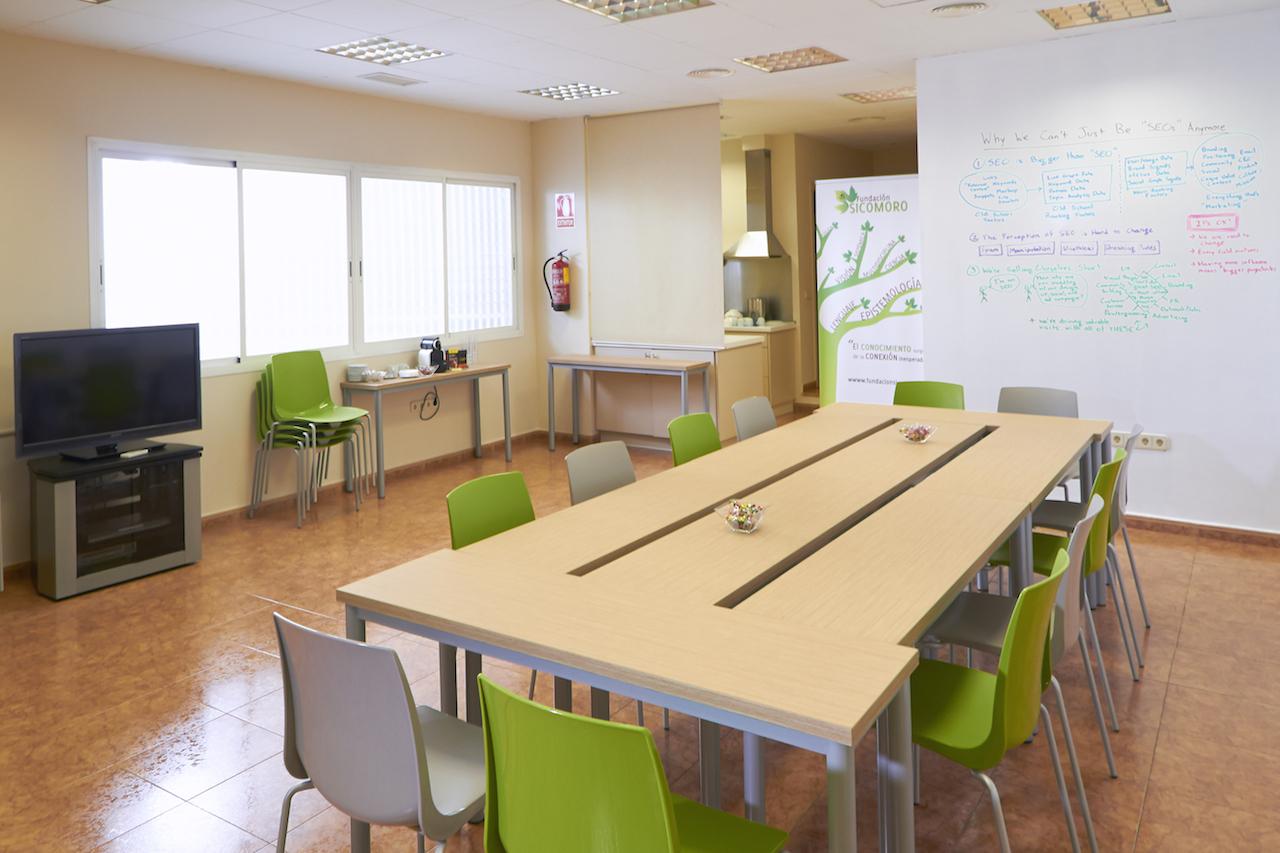sala de reuniones en Madrid a precios economicos