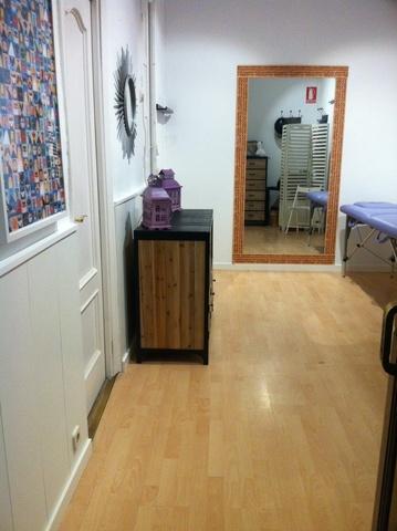 Sala multiusos: terapias naturales, cursos, exposiciones...