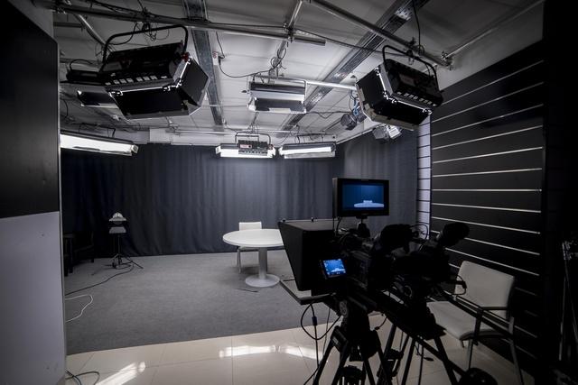 Plató de grabación - Plató TV - Estudio de fotografía