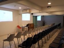 Mediaboxes auditorium