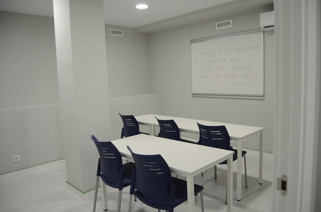 Sala Beta - Aula Formación Barrio de Salamanca
