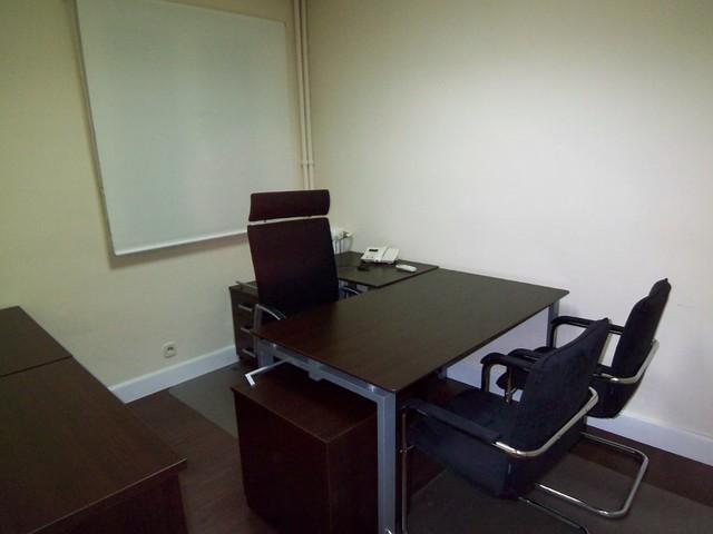 Despacho para reuniones en Serrano