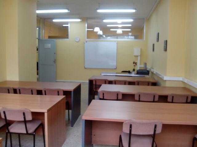 Sala polivalente 1 y 2
