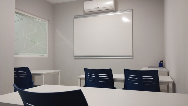 Sala Delta - Aula de formación Barrio Salamanca