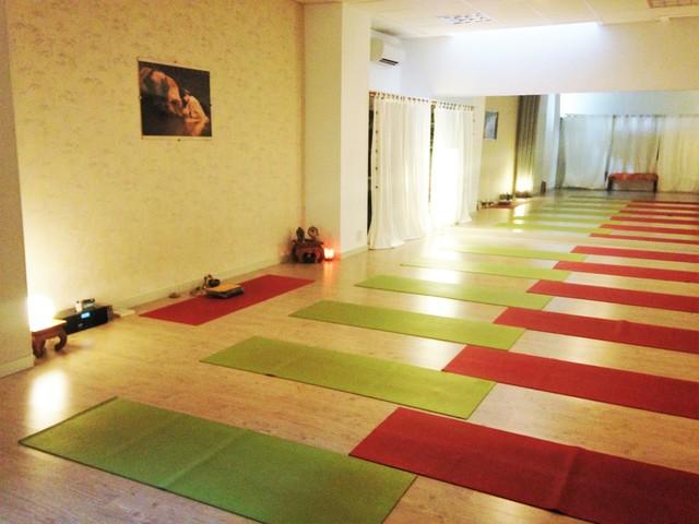 Sala para Yoga