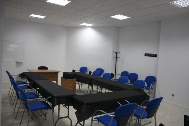 Sala de Reuniones y Formación 1